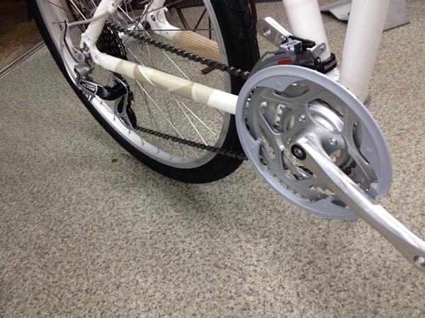 自転車の 自転車 量販店 埼玉 : フロントは3段、リアは7段の21 ...